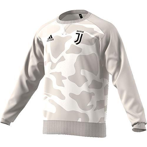 adidas Herren Juve SSP Cr SWT Sweatshirt, campri/Blapur, S