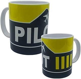 Pilot IIII Design Mug, Fighter gifts