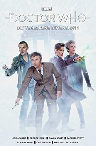 Doctor Who - Die verlorene Dimension: Bd. 1