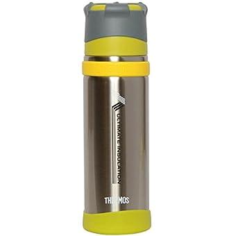 THERMOS 山専用ボトル ステンレスボトル 0.5L ライムグリーン(LMG) FFX-500