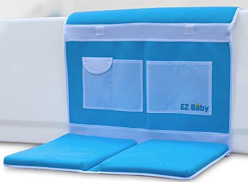 The Original EZ - Rodillera y codera para bebé con acolchado extra cómodo...