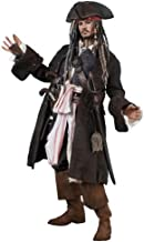 Pirates of the Carribean Hot Toys DX Movie Masterpiece 1/6 Scale Collectible Figure Jack Sparrow (japan import)