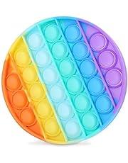 Suny Smiling Bubble Sensory Fidget Toy, Autismo Esigenze Speciali Antistress Giocattolo Antistress in Silicone, Spremere Giocattolo sensoriale Aiuta a ripristinare Le Emozioni