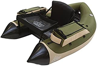 Outcast Super Fat Cat - Olive/Tan Float Tube - with Free $35 Gift Card