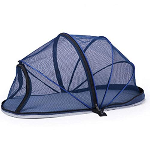 Zusammenklappbares Haustiernest, Nylonzelt für Ausflüge, geeignet für Camping im Freien-5