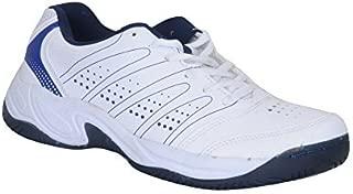 BELCO Nivia Men's ZEAL PU Tennis Shoes