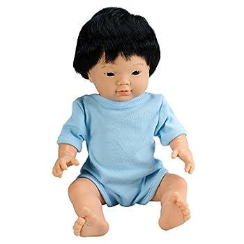 Baby Bijoux Asian Boy Doll