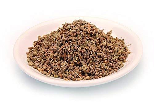 Semillas de anís orgánicas Comercio justo 1 kg Bio especias de pan, té de especias, enteras, granos, alimentos crudos veganos 1000g