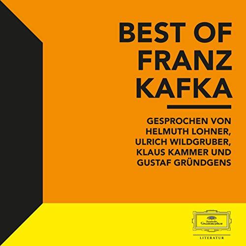 Best Of Franz Kafka Titelbild
