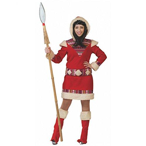 Pierro´s Kostüm Eskimo Dame Nana Damenkostüm Größe 40-42