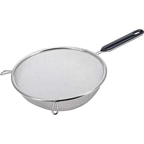 Westmark Passoire, Traditionell, ø 20 cm, acier inoxydable/plastique, argenté/noir, 12852270