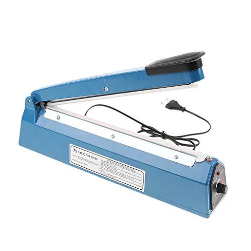 Homyl Machine à Emballer de Vente Cachetage de Film en Plastique 40 x 25 x 8 cm