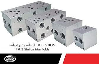 d03 hydraulic manifold