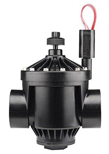 HUNTER PGV-200G-B Electroválvula de riego, 2  24v, Gris, 17.0x13.0x18.5 cm