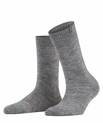 ESPRIT Damen Multicolor Boot W SO Socken, Grau (Light Grey 3400), 39-42 (UK 5.5-8 Ι US 8-10.5)