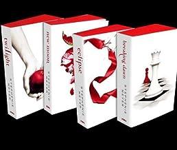 Twilight Saga White Cover Editions 4 Books