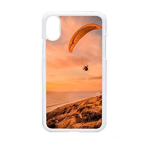 Gogh Yeah Impresión California Compatible iPhone X MAX/XS MAX Hombre Bonita Teléfono Conchas Plástico Rígido Choose Design 124-4