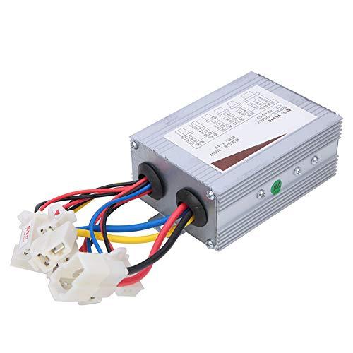 Controlador de Motor con Escobillas, Controlador de 48V y 800W DC para Patinete Eléctrico