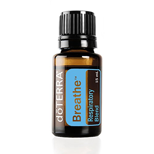 doTERRA - Breathe Essential Oil Respiratory Blend - 15 mL