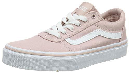 Vans Unisex-Kinder Ward Canvas Sneaker ,Rosa (Leinwand) Sepia Rose Oln) , 38 EU