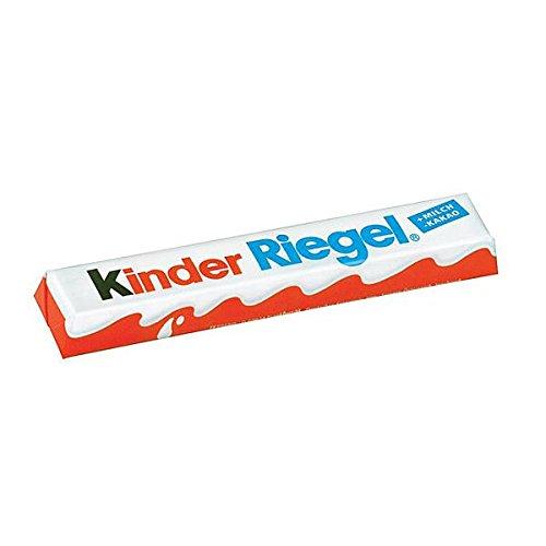 144 Ferrero Kinderriegel a 21g Schokolade große 3,024kg Kinder Riegel 4 Boxen a 36 Riegel