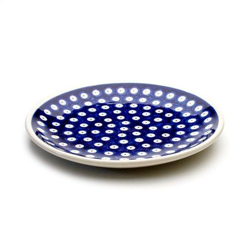 Placa de cerámica polaco Pottery, almuerzo, 19,5 cm en taponazo cadorabo