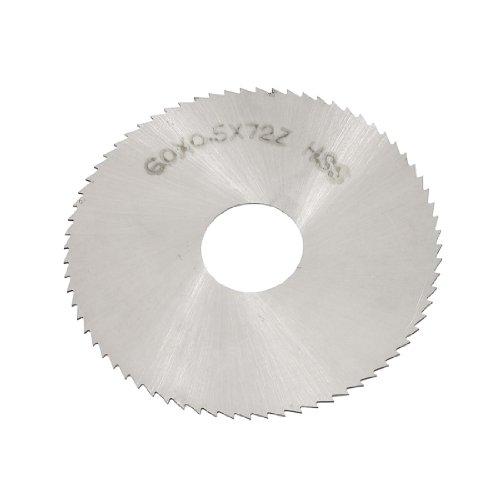 Sägeblatt für Einstreichsäge, Außendurchmesser: 60mm; Stärke: 0,5mm, 72Zähne, HSS de