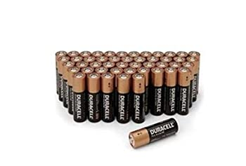 Duracell Coppertop 40 AA Batteries MN1500 Alkaline by Duracell