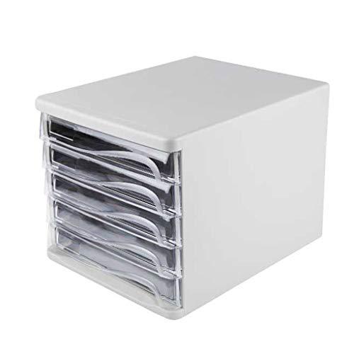 Opbergkast met grote inhoud, voor bureau, archiefdoos, kantoorbenodigdheden.