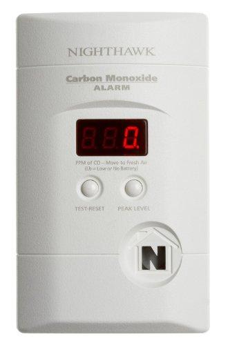 Kidde KN-COPP-3 KN-COPP-3-2PK 900-0076-01 Ac Powered, Plug-In Carbon Monoxide Alarm (2 Pack), White, 2 Each Piece