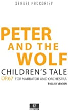 Prokofiev - Peter and the Wolf Op.67, Children's tale for Narrator and Orchestra (SET OF PARTS) SKU:EZ-2050-SP