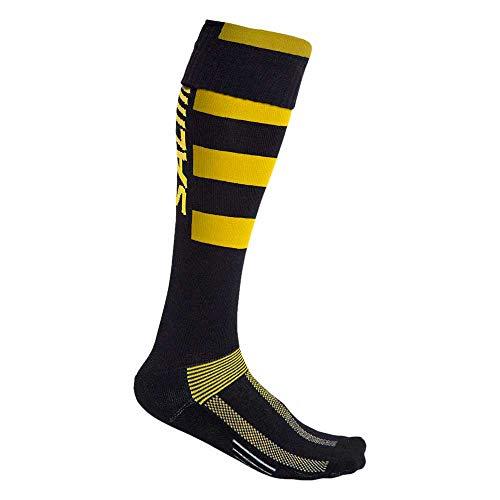 Salming - Coolfeel Team Sock Long, Schwarz, Größe EU 43-46