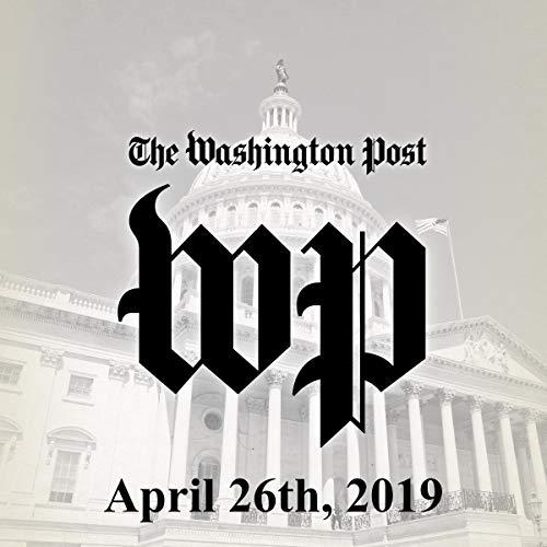 April 26, 2019 copertina