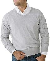 Hope & Henry Mens' V-Neck Sweater