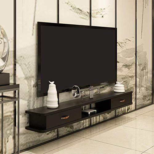 ZY-XSP Schwimmdock Wandregale Tv-Möbel Wandhängeschrank Moderne Minimalistische...