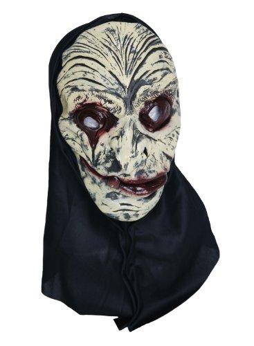 Zombie caoutchouc-Masque pour le visage-Crème