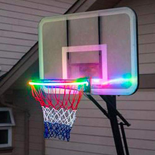 %25 OFF! Kwsdo LED Basketball Light up Hoop, Hoop brightz - Light up Your Hoop Automatically After S...