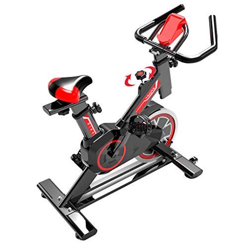 GJXJY Bicicleta Estatica Spinning Fitness,Bicicleta Profesional para Uso Domestico,Calidad Profesional,para Gimnasio de Oficina en Casa