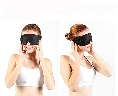 Gafas De Calentamiento Eléctrico, Somnífero, Aliviar La Fatiga Ocular, Deshacerse De Ojeras Y Bolsas Debajo De Los Ojos, Unisex