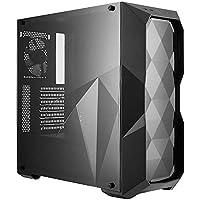 Cooler Master MasterBox TD500L Midi-Tower Negro - Caja de Ordenador (Midi-Tower, PC, De plástico, Acero, Negro, ATX,Micro ATX,Mini-ITX, Juego)