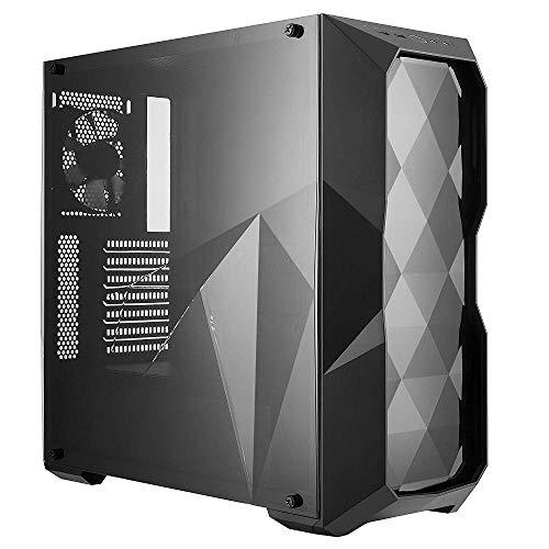 Cooler Master MasterBox TD500L - Case PC con Design Poligonale, Panelli in Acrilico Trasparenti, Configurazioni Air Flow Flessibili