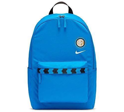 Nike Unisex-Adult Nk Stadium Inter Bkpk-Fa20 Rucksack, Blue Spark/Black/White, MISC