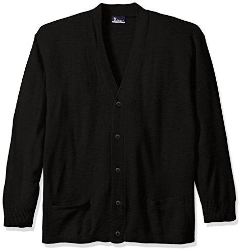Men's Big & Tall Cardigan Sweaters