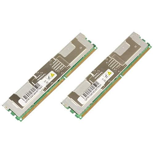 MicroMemory 16GB (2 x 8GB), DDR2 16GB DDR2 667MHz ECC Speichermodul - Speichermodule (DDR2, 16 GB, 2 x 8 GB, DDR2, 667 MHz)