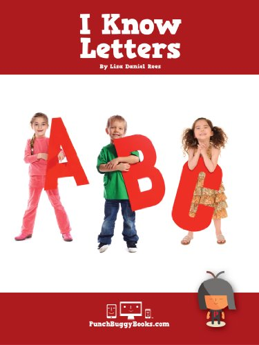 I Know Letters (English Edition)