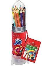 Faber-Castell Grıp Boya Kalemi Roket, 15 Renk