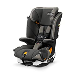 Duo Guard 2-layers Rigid Shell with energy absorbing steel reinforcement PLUS 2 Zones Side Impact protection for Head & Torso Rest assured with 4-Position true recline and 9-Position headrest to support proper posture for every car ride Lock Sure bel...