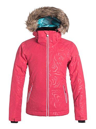Roxy Snowboard Jas Kids Jet Ski Solid Jas Meisjes