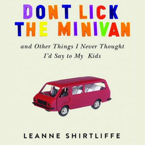 Don't Lick the Minivan cover art
