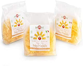 isiBisi Baby Mafalda Gluten Free Pasta (24 oz - 3 Pack)